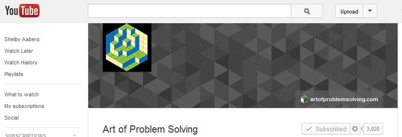AoPS_Youtube_Channel
