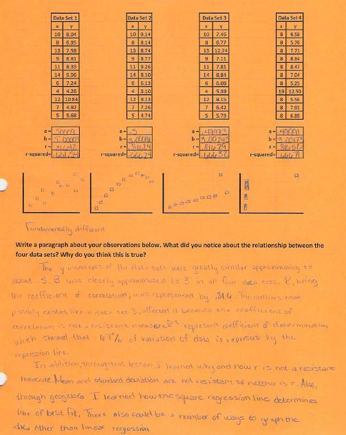 Captured_Student_Work_Example_Anscombes_Quartet