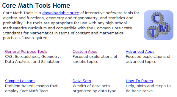 Core_Math_Tools