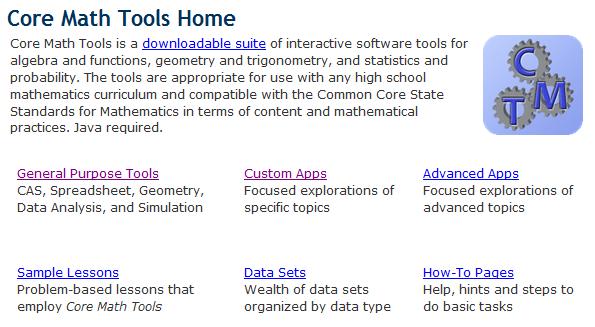 Core_Math_Tools