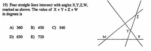 1998_Problem_19_Four_Angles
